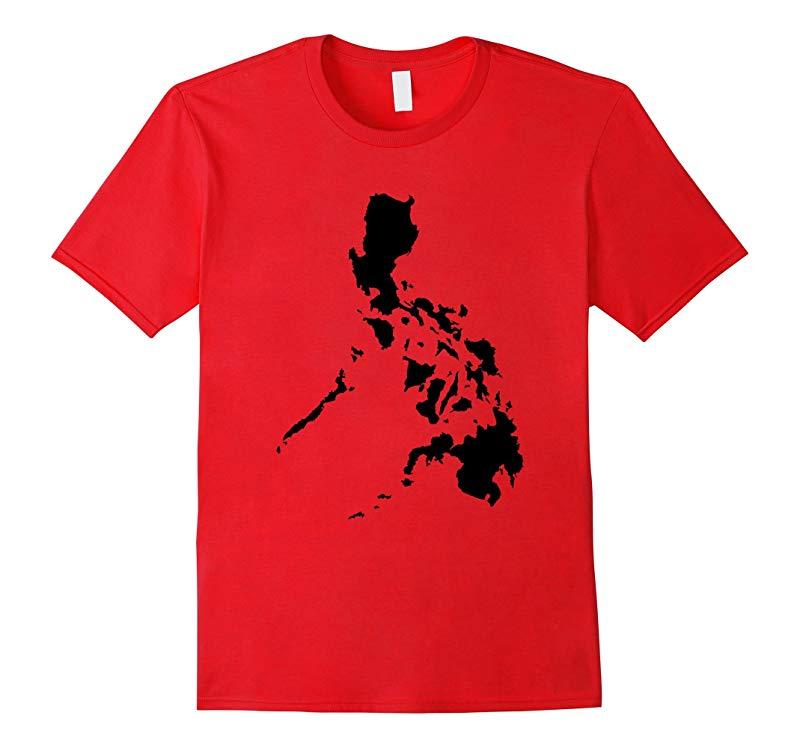 Philippine Map Shirt-RT