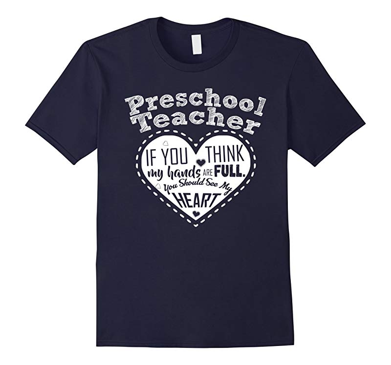 Preschool Teacher T- Shirt-RT