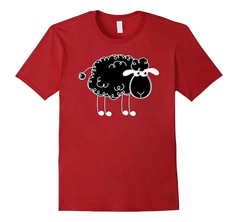 Black sheep T-shirt - Black sheep-TD