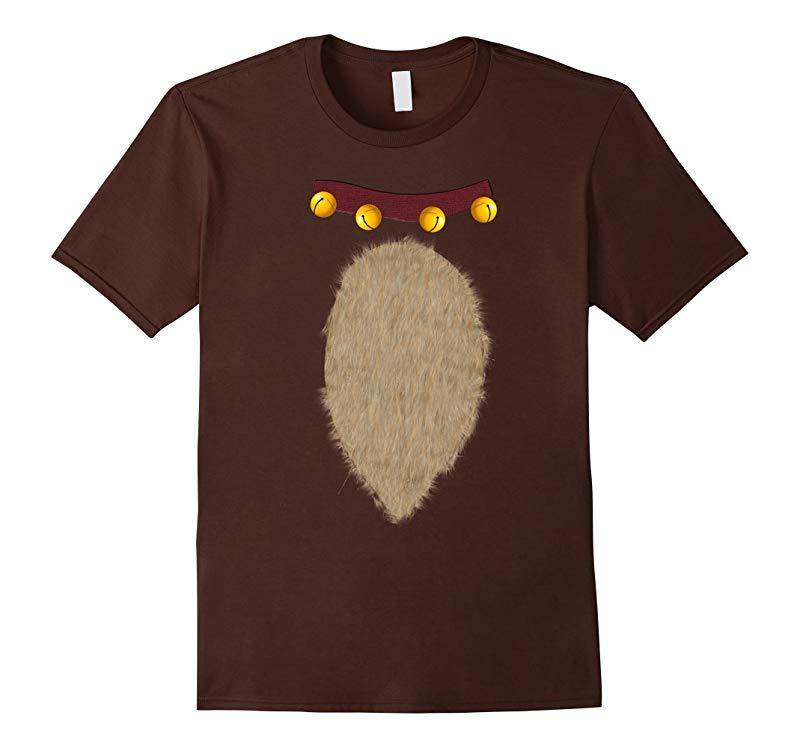 Christmas Reindeer Costume T-Shirt-RT