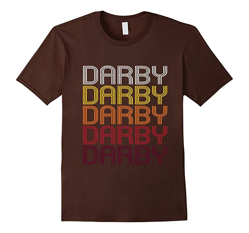Darby PA  Vintage Style Pennsylvania T-shirt-TH