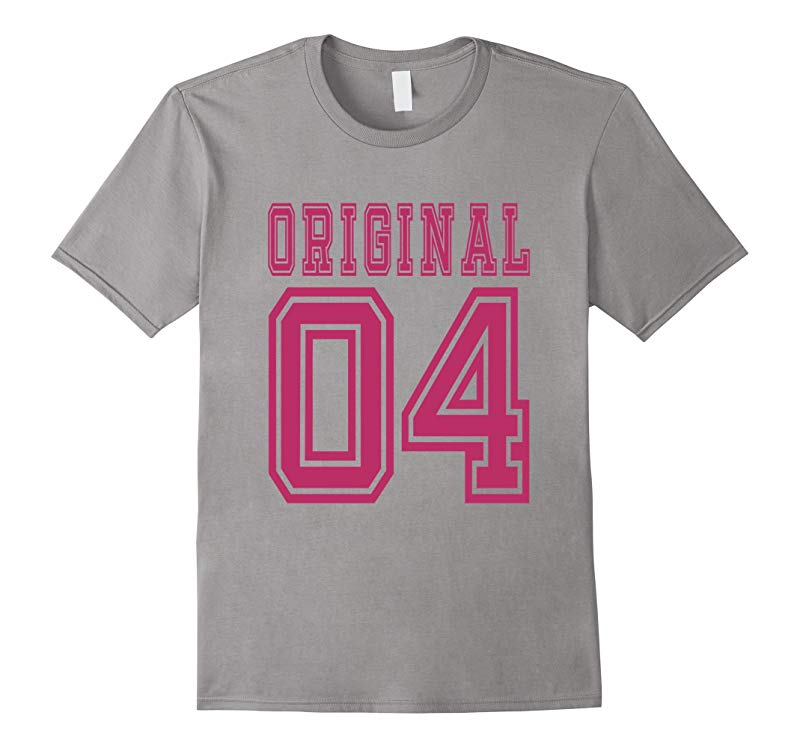 2004 T-shirt 13th Birthday Gift 13 Year Old Girl B-day Cute-CD