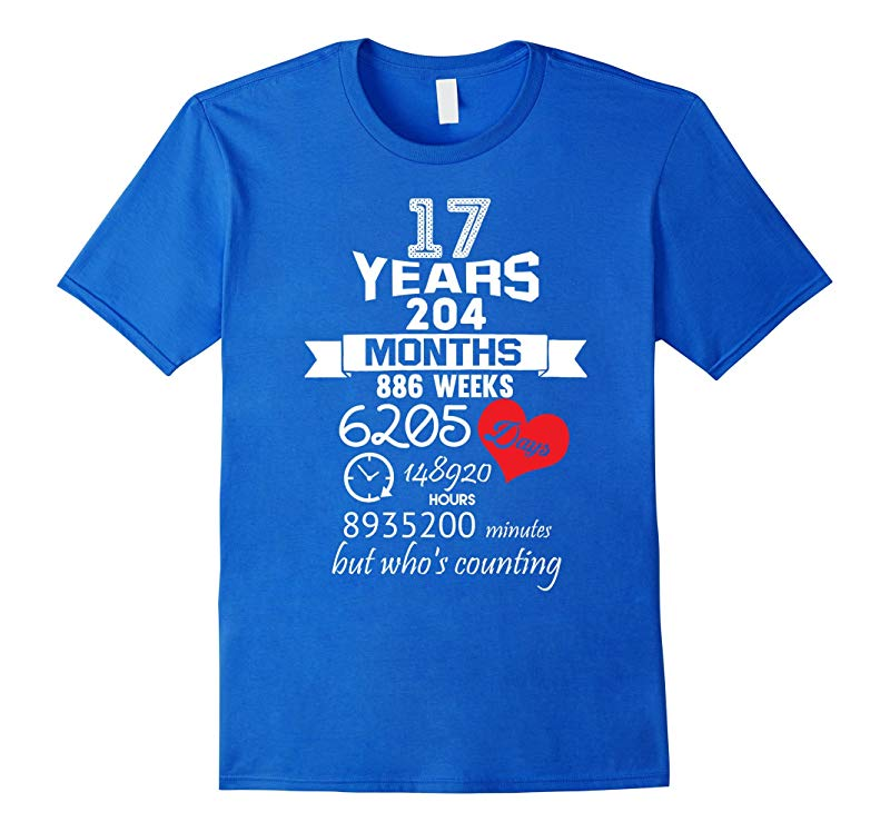 17 Year Wedding Anniversary Traditional Gift: 17 Years Wedding Marriage Ideas-CD
