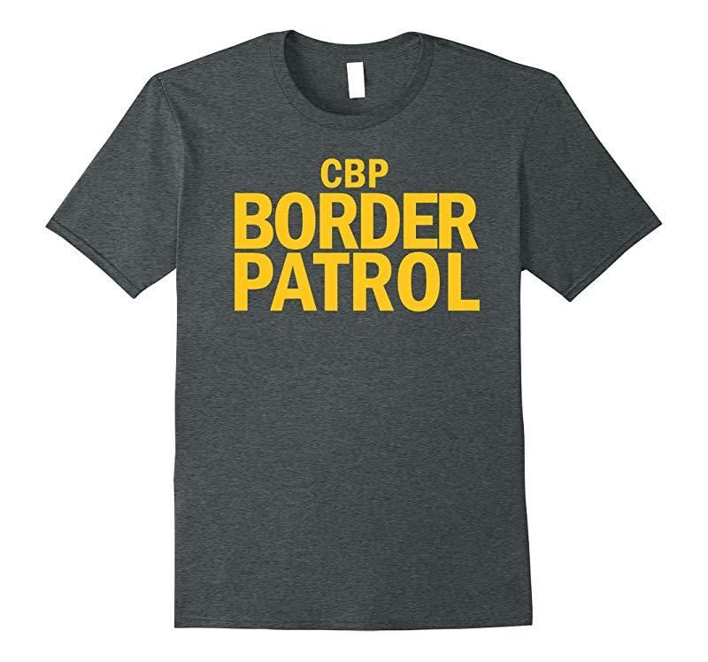 U.S. Border Patrol Shirt Customs CBP Tee-RT