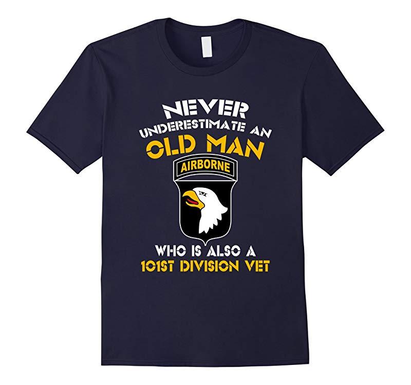 101ST AIRBORNE T Shirt Proud Veteran day-RT