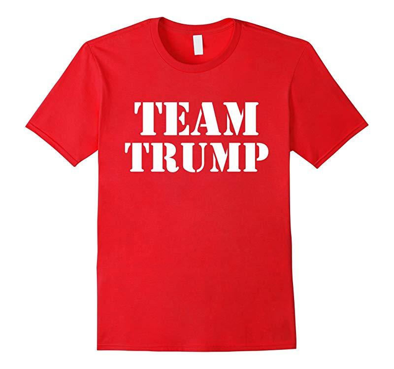 President Trump 2016 Team Trump Biker Bikers T-shirt Shirt-RT