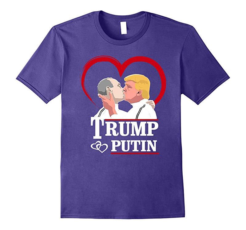 Trump Putin T-Shirt  Funny Trump LGBT-RT