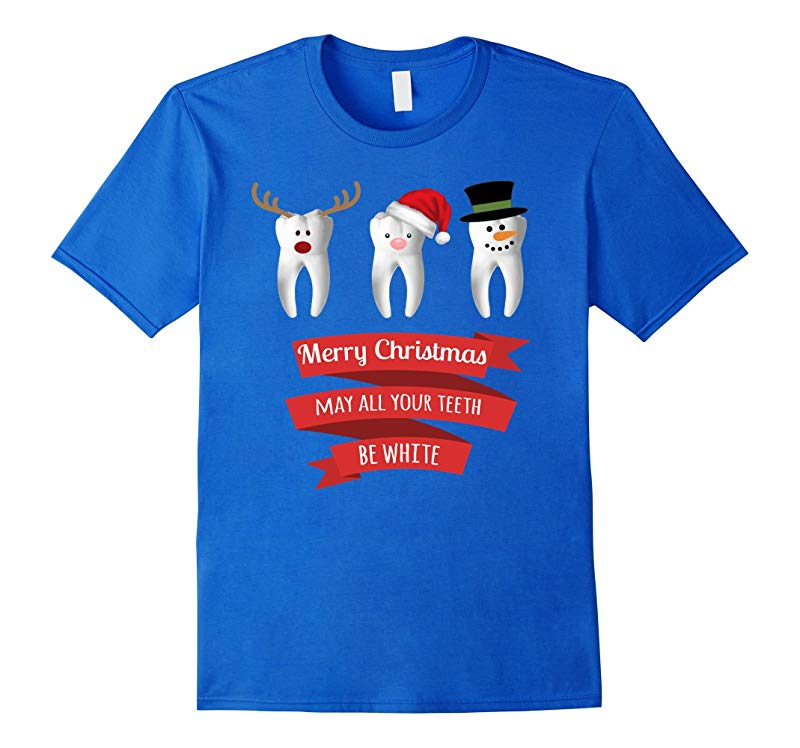 Dentist Funny Christmas Thanksgiving T Shirt-Art