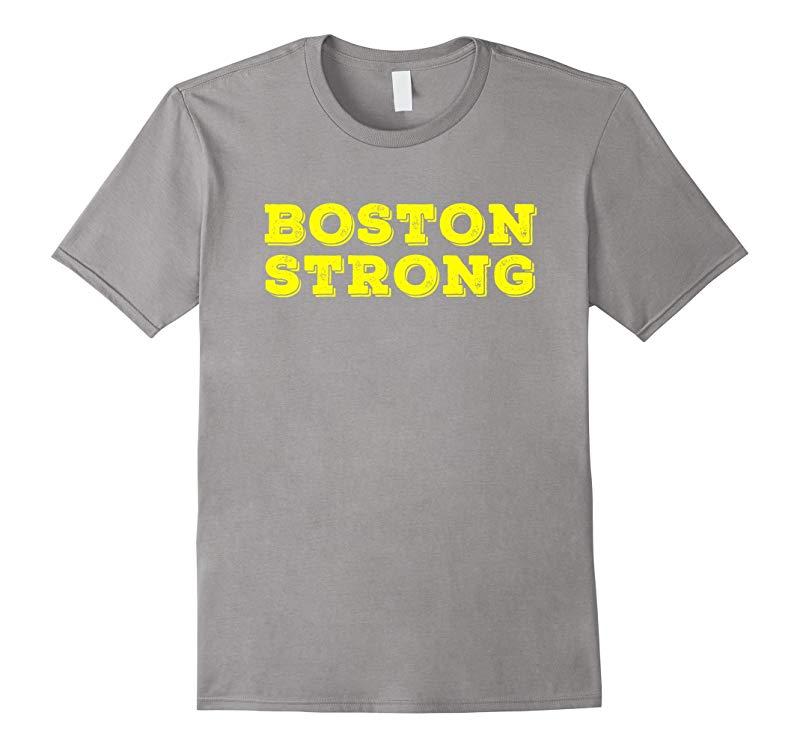 Light T-Shirt - Boston Strong T-Shirt - PREMIUM QUALITY-RT