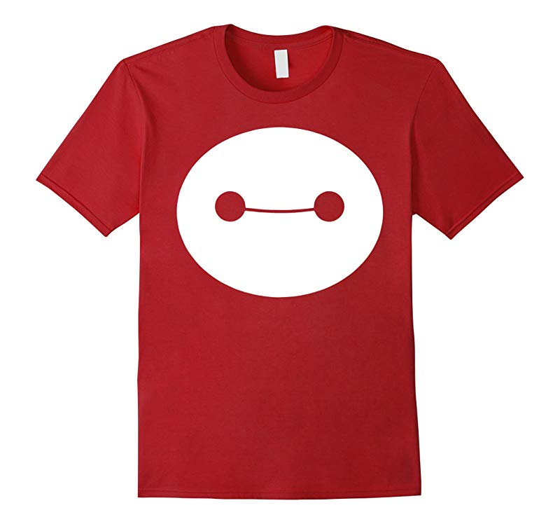 Smile BAH A LA LA LA Big Hero Baymax Shirt Premium-RT