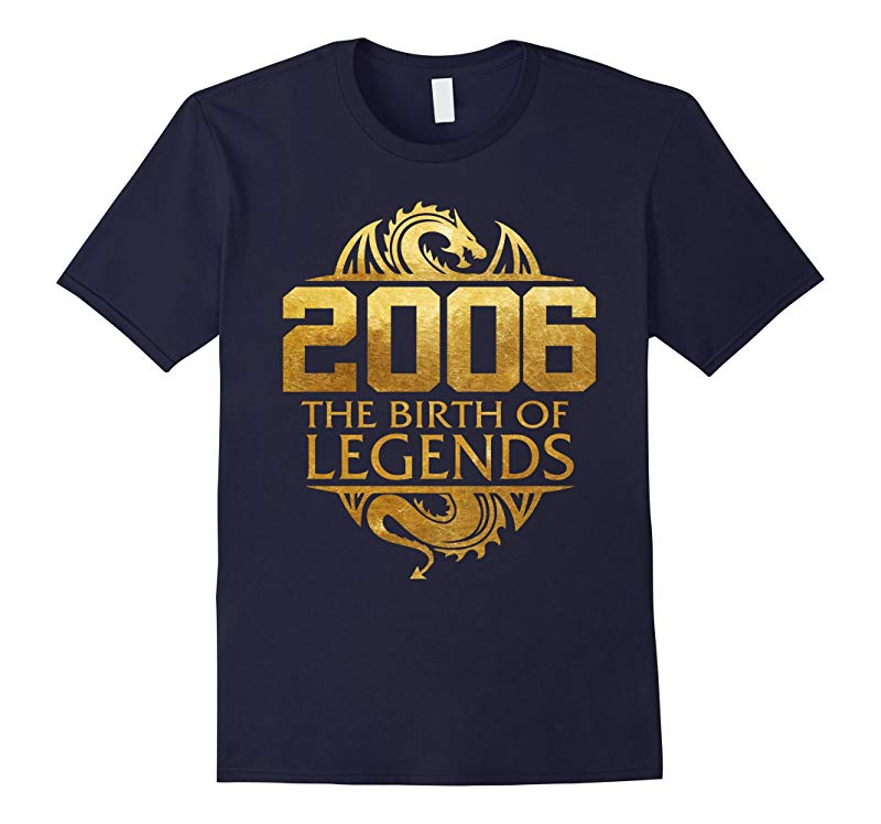 2006 The Birth Of Legends Gift For 11 Yrs Years Old 11th-BN