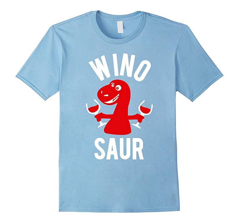 WINE WINO SAUR T-SHIRT-RT