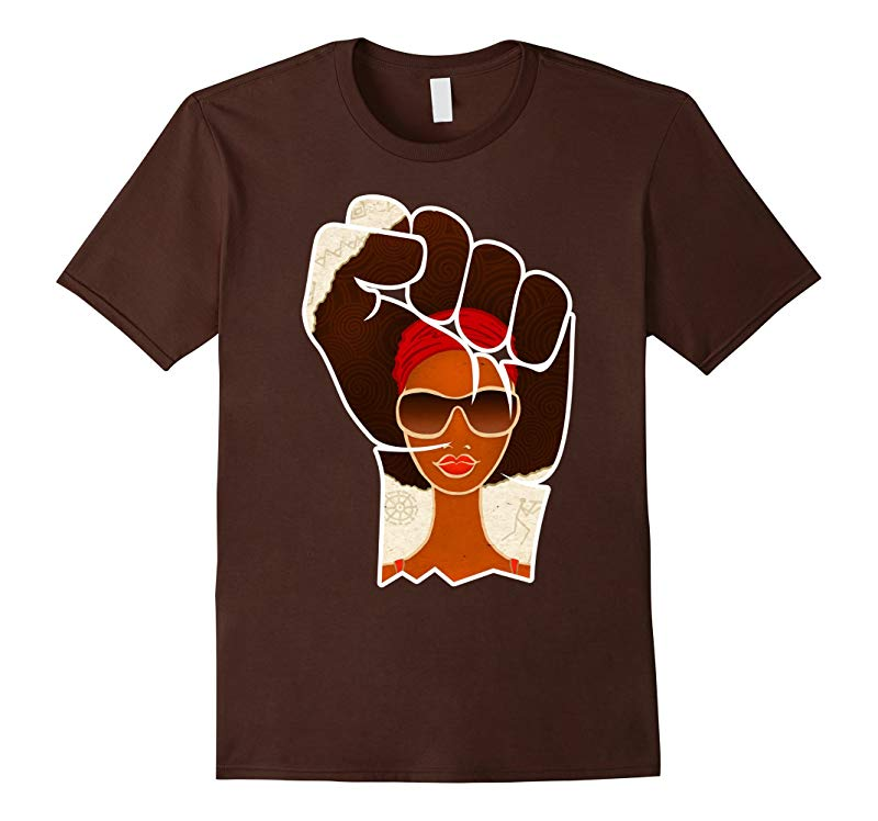 Civil Rights Black History Movement T-Shirt-RT