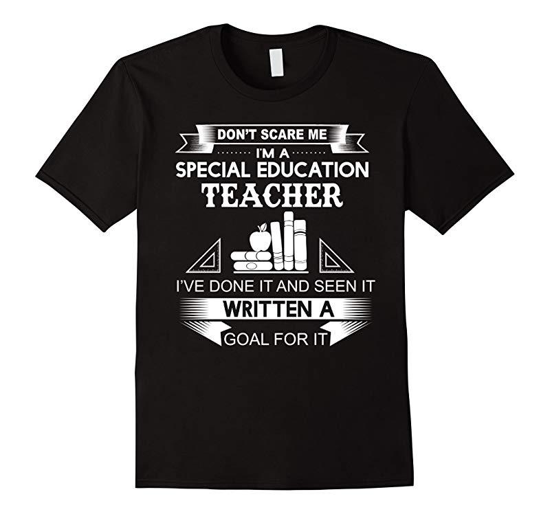 Funny Special Education Teacher Shirt Gifts Appreciation-CD