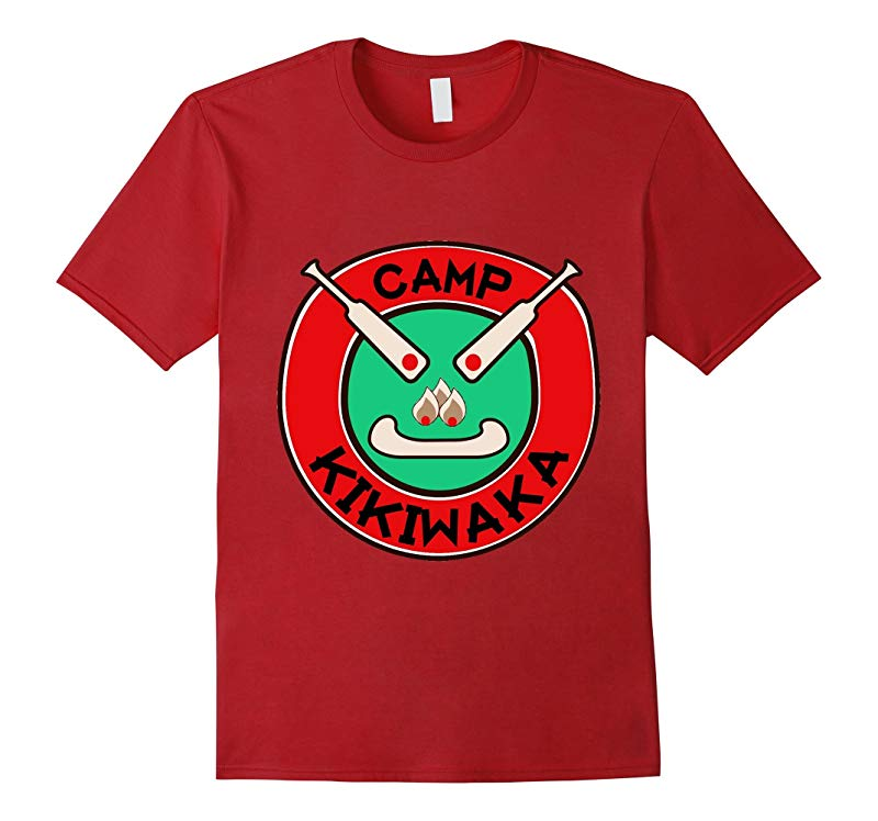 0riginal ON SALE - Camp Kikiwaka TShirts-BN