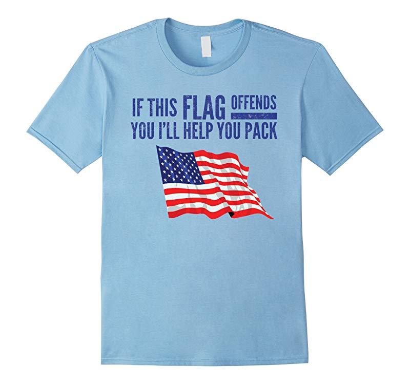 4th of July Pro Trump T Shirt Patriotic Funny Shirt-PL