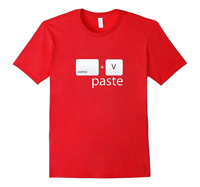 Paste tee shirt C - From Copy  Paste Collection-RT