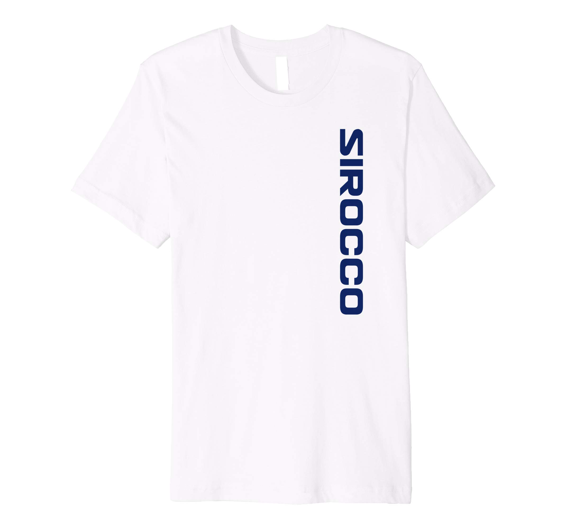 Sirocco below the deck shirt for yachting Premium T-Shirt-ANZ
