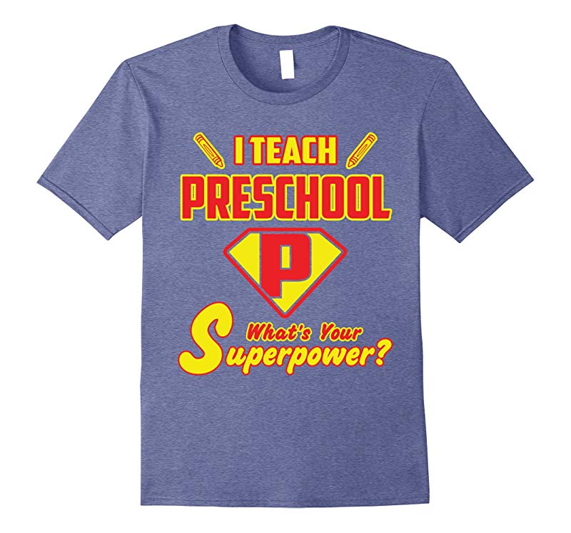 2 Sided Superhero I Teach Preschool Whats Your Superpower?-RT