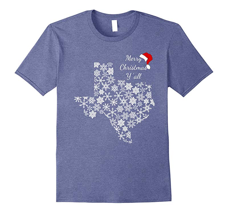 Texas Christmas Shirts & T-Shirt Design for xmas party gift-ANZ