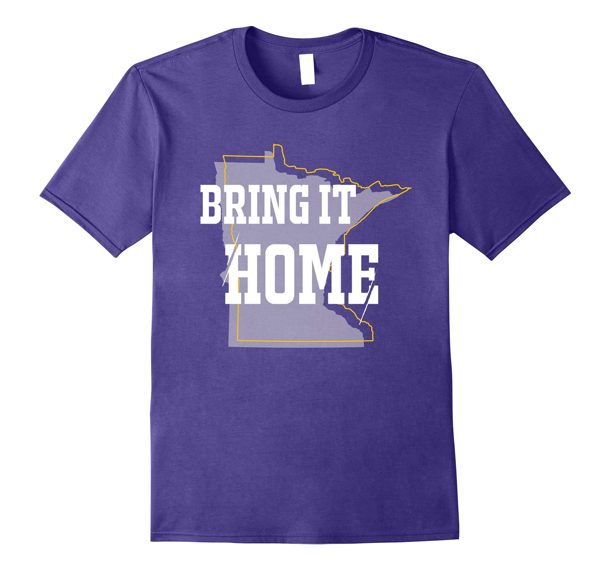 Bring it Home Minneapolis Miracle T Shirt 29 - 24 Score Tee-RT