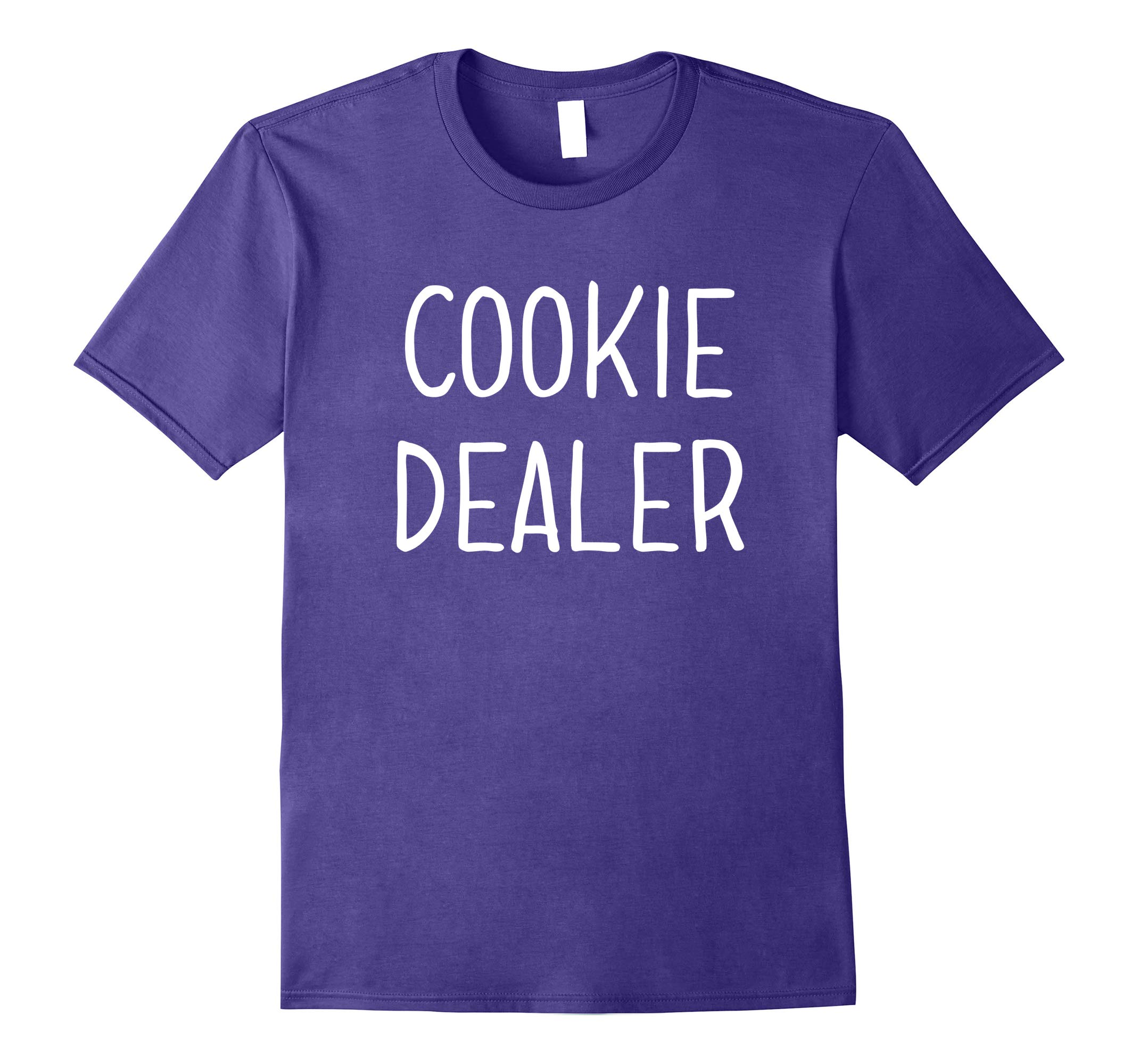 'Cookie Dealer' Girl Leader T Shirt-RT