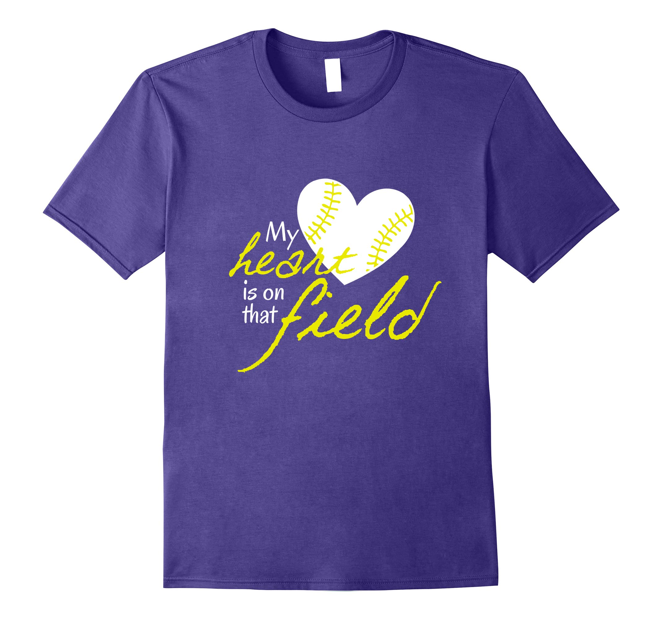 AS tees My Heart is on that Field-RT