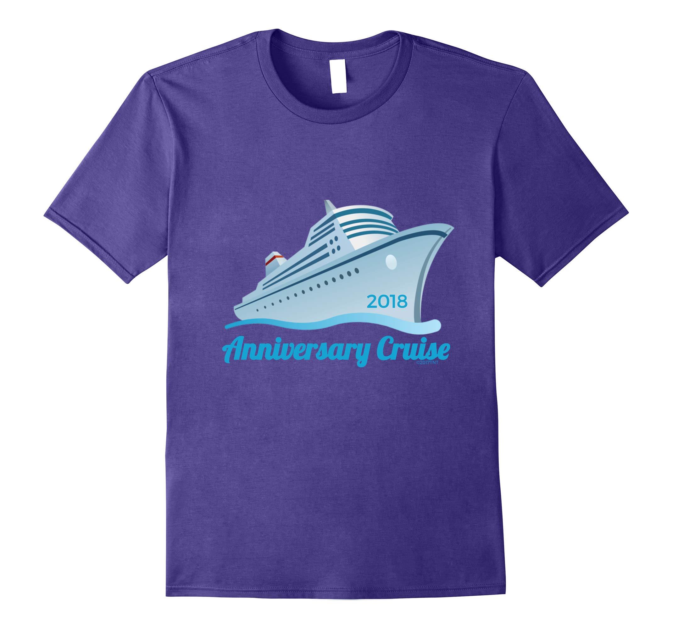 2018 Anniversary Ship Vacation Cruise Shirt-RT