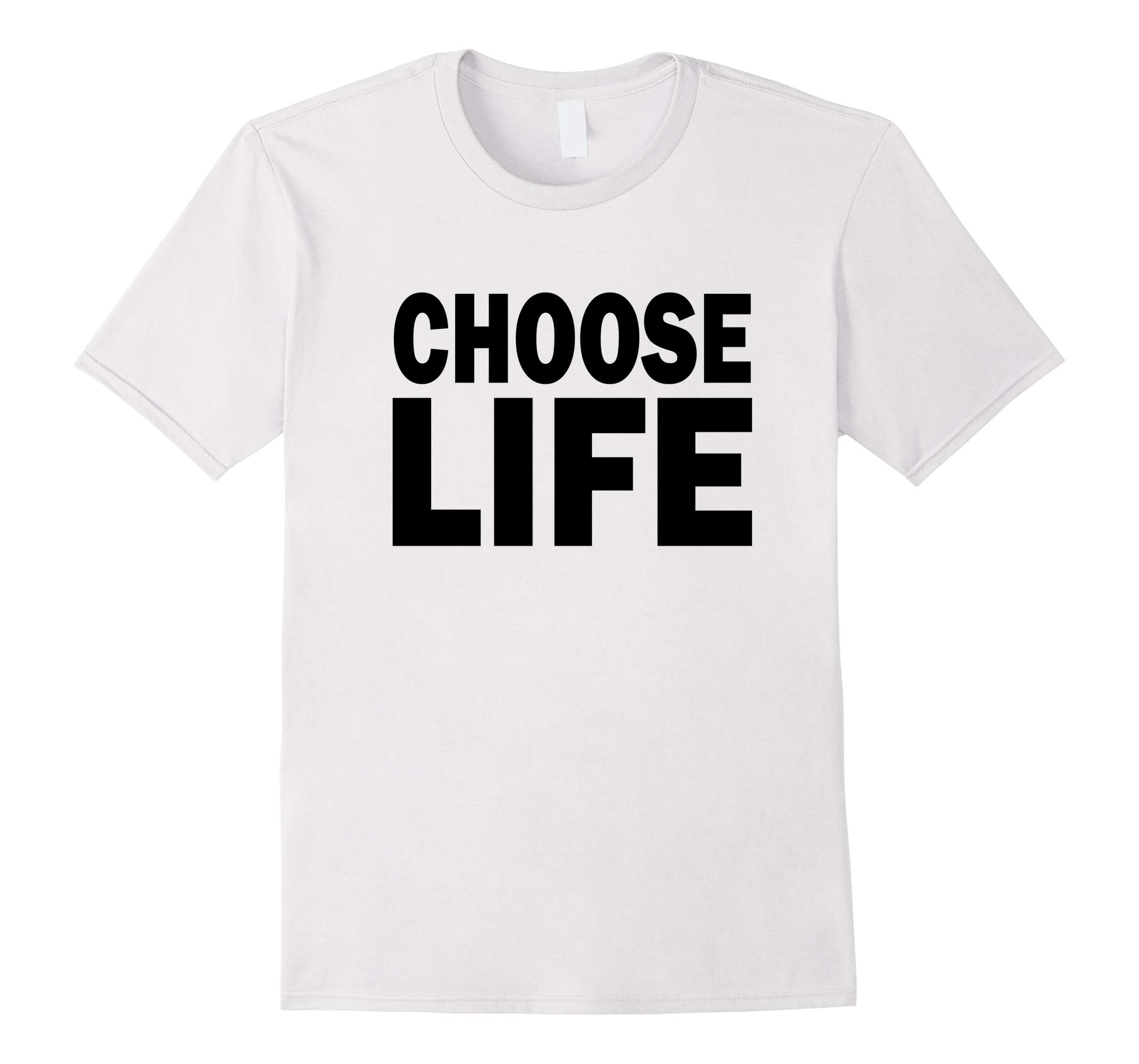 Choose Life Pro Life March T-Shirt-RT