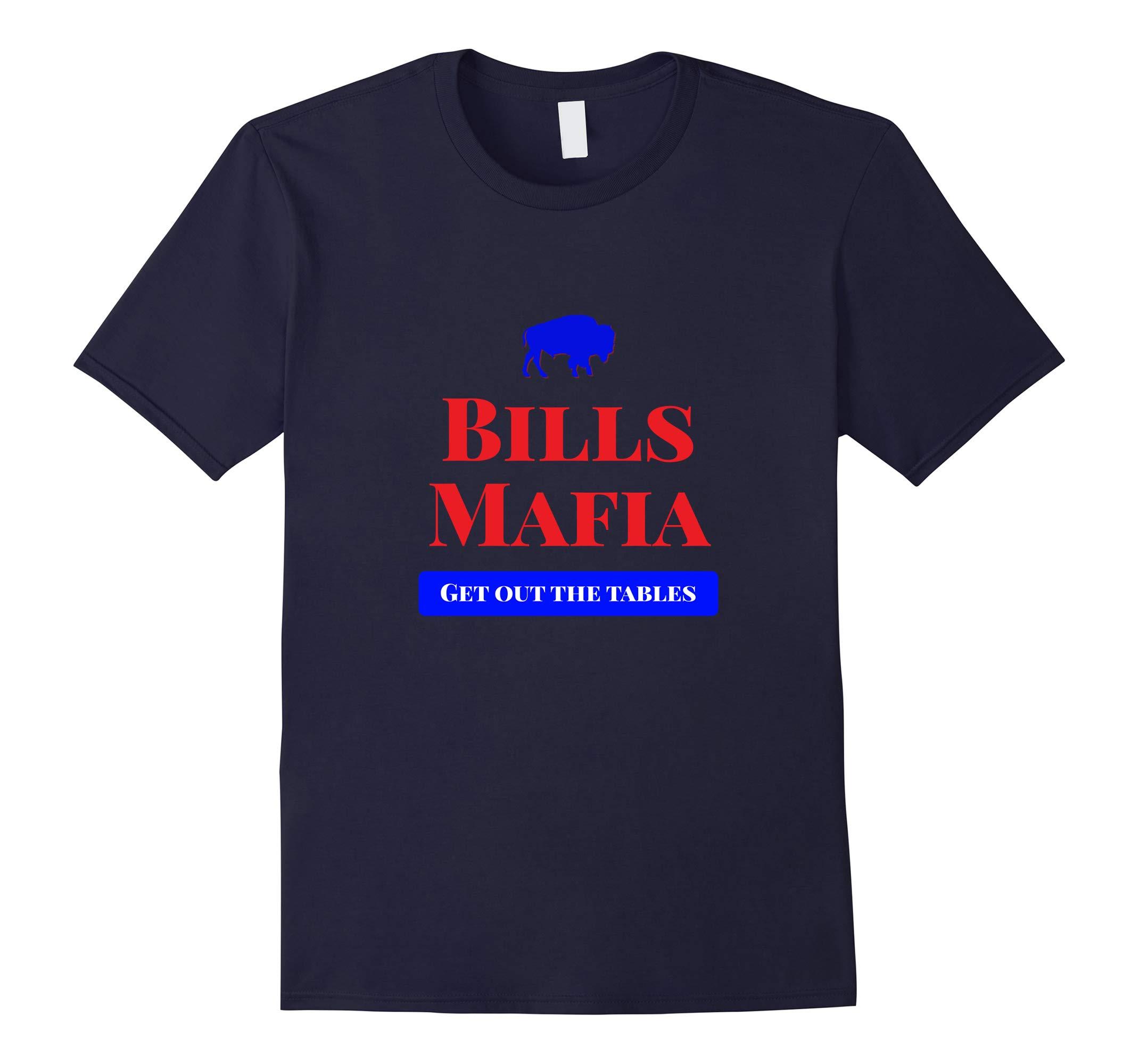 Funny Bills Mafia T-Shirt-RT