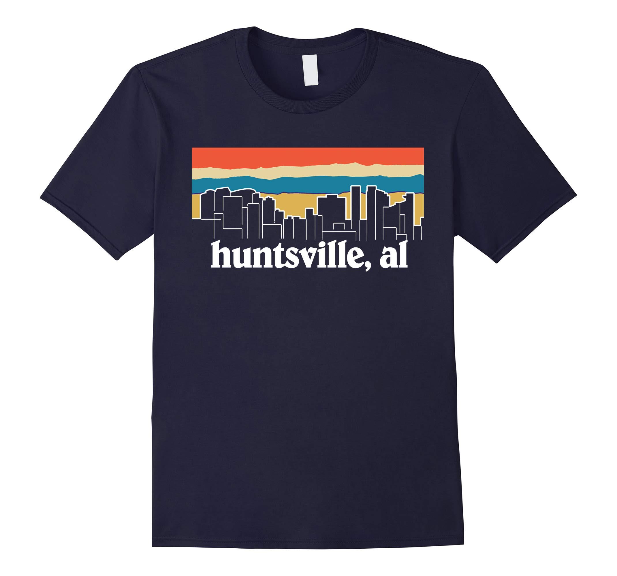 huntsville alabama shirt-RT