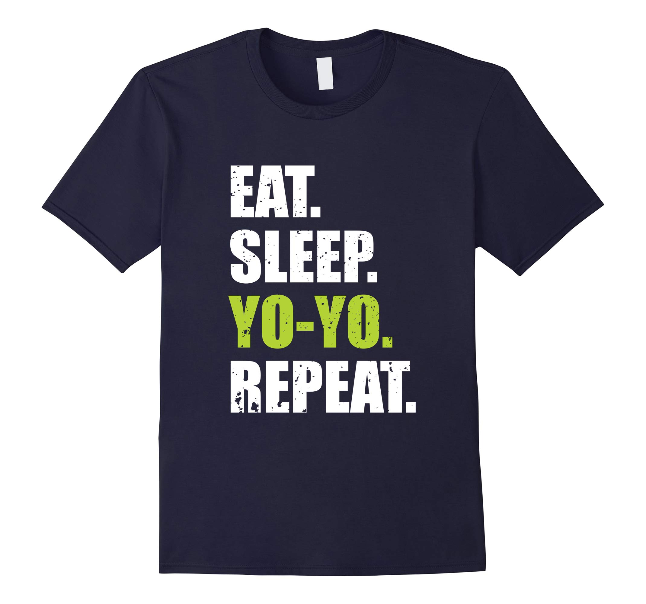 Eat Sleep Yo Yo Repeat T-Shirt-RT