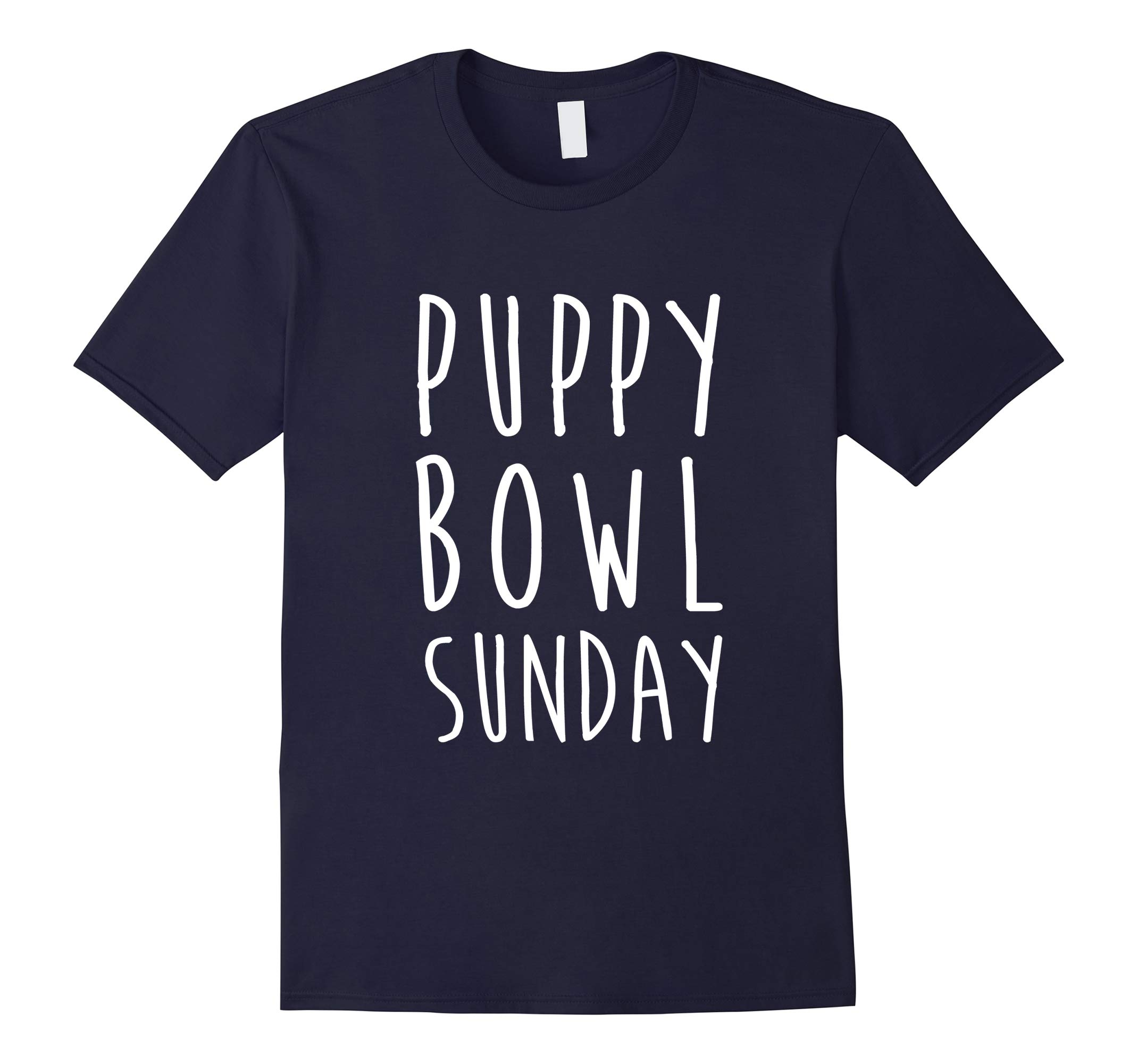 Puppy Bowl Sunday, Funny Football Shirt-RT