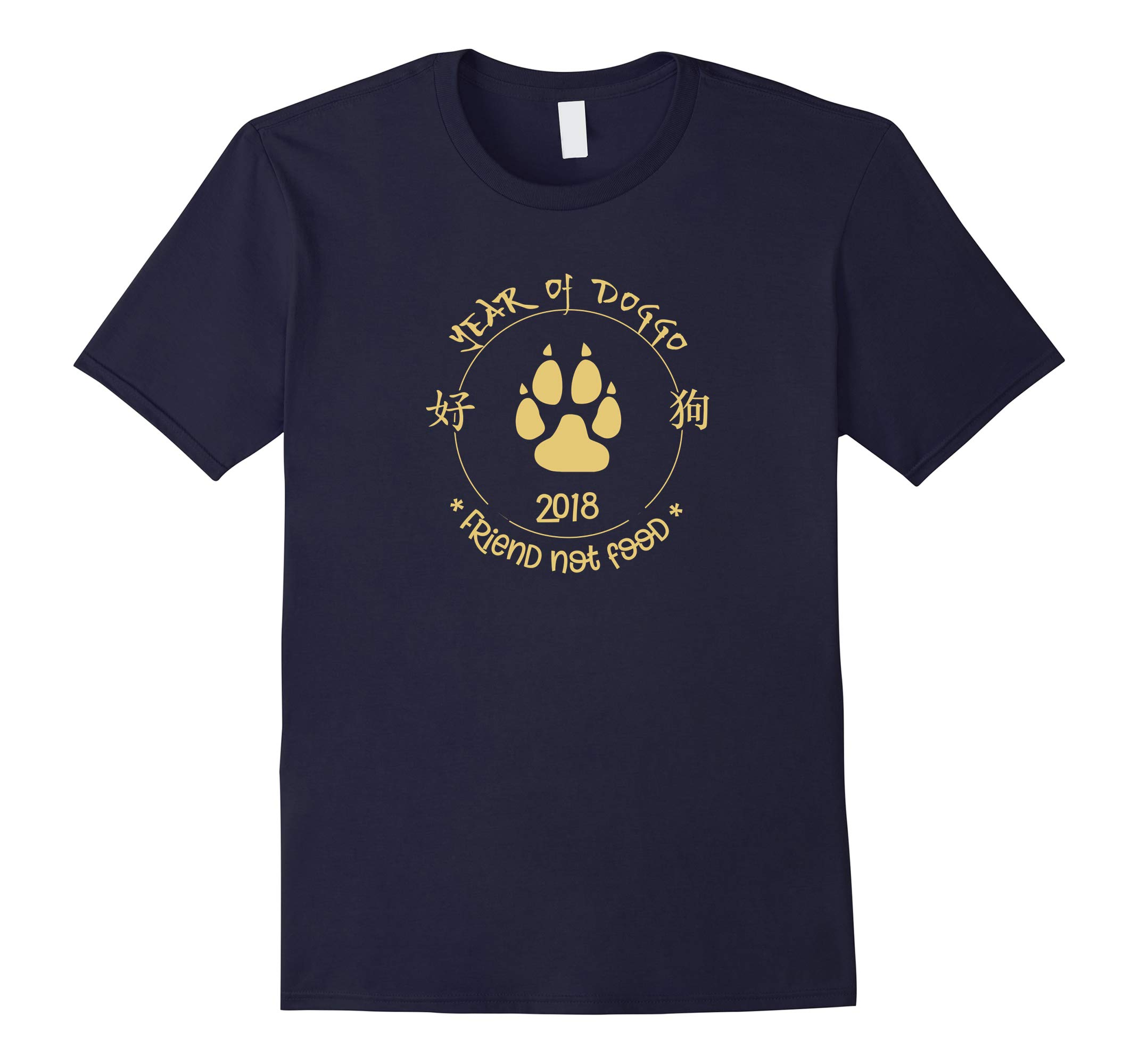Year of Doggo T-Shirt by Lunar Dog-RT