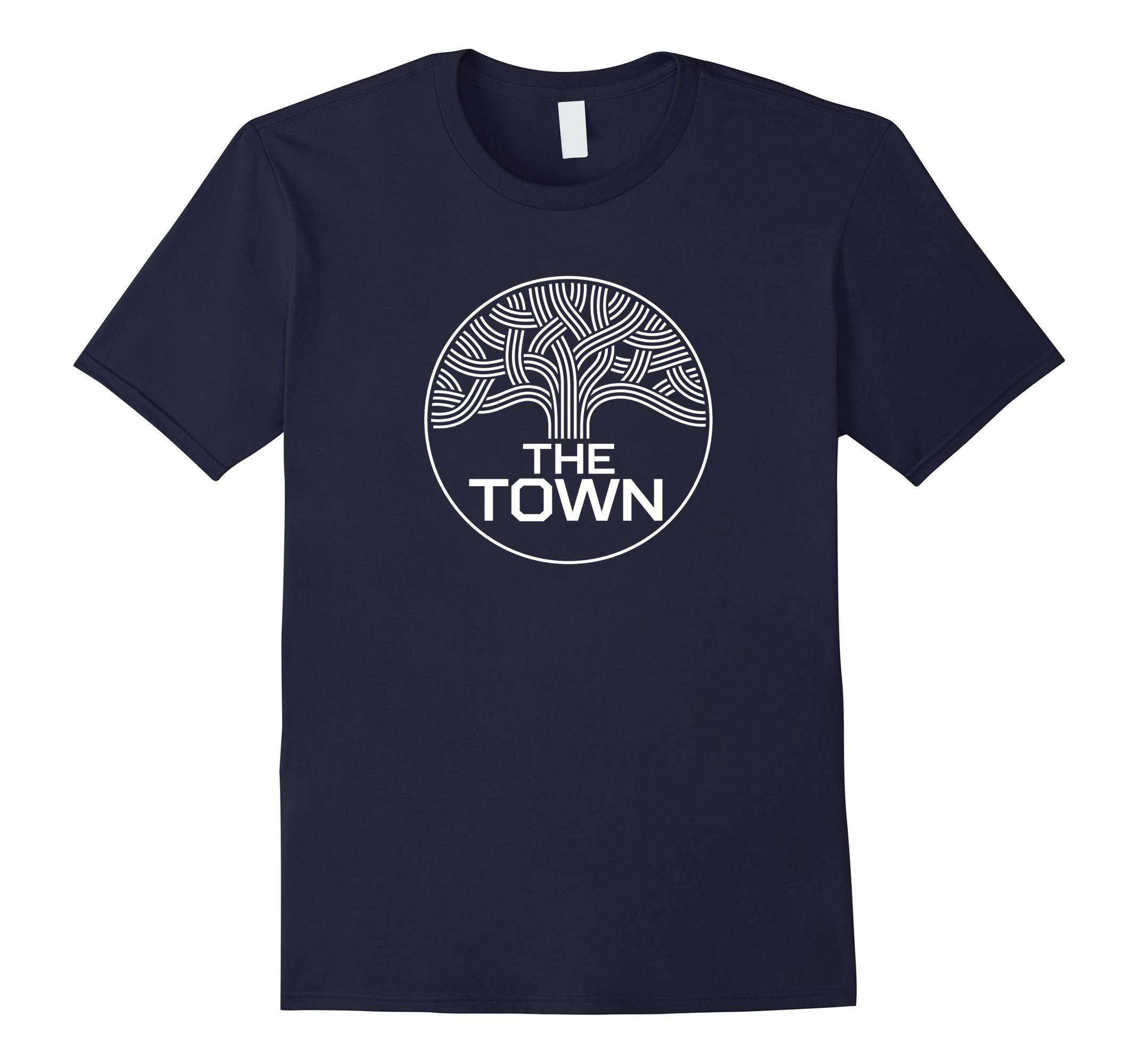 Oakland California Shirt - The Town Oak Tree-RT