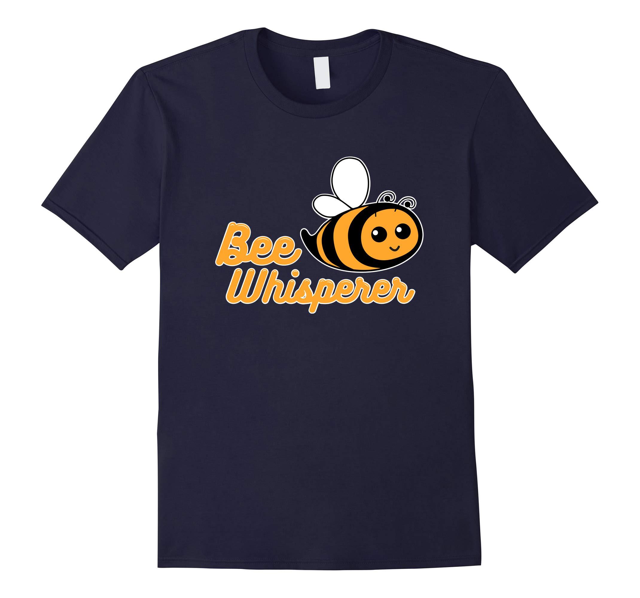 Bee whisperer t shirt-RT