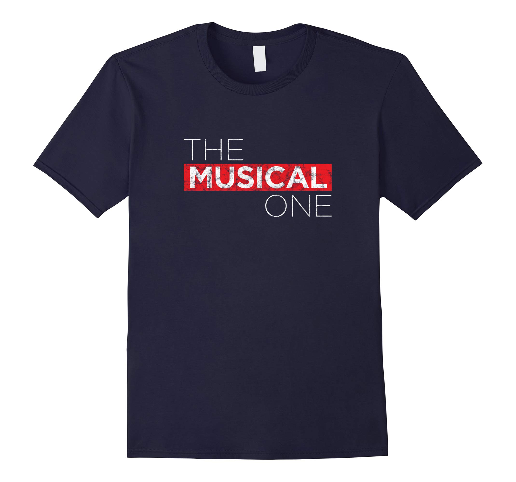 The MUSICAL One - Funny Team and Group Tees-RT