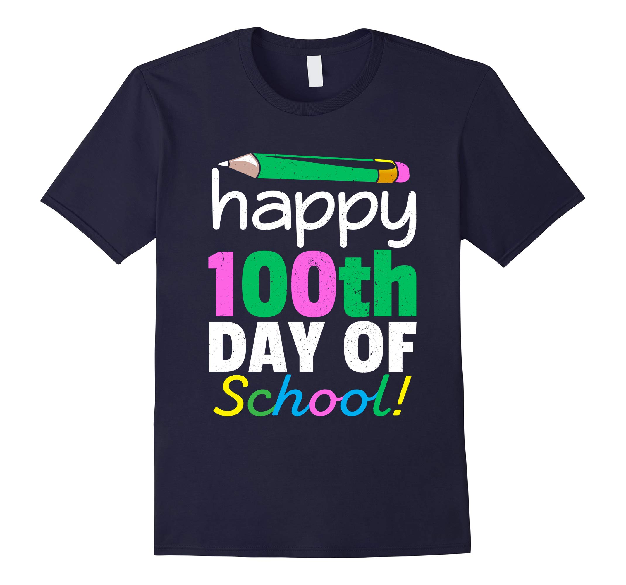 100th Day Of School - Grade Teacher T-Shirt-RT