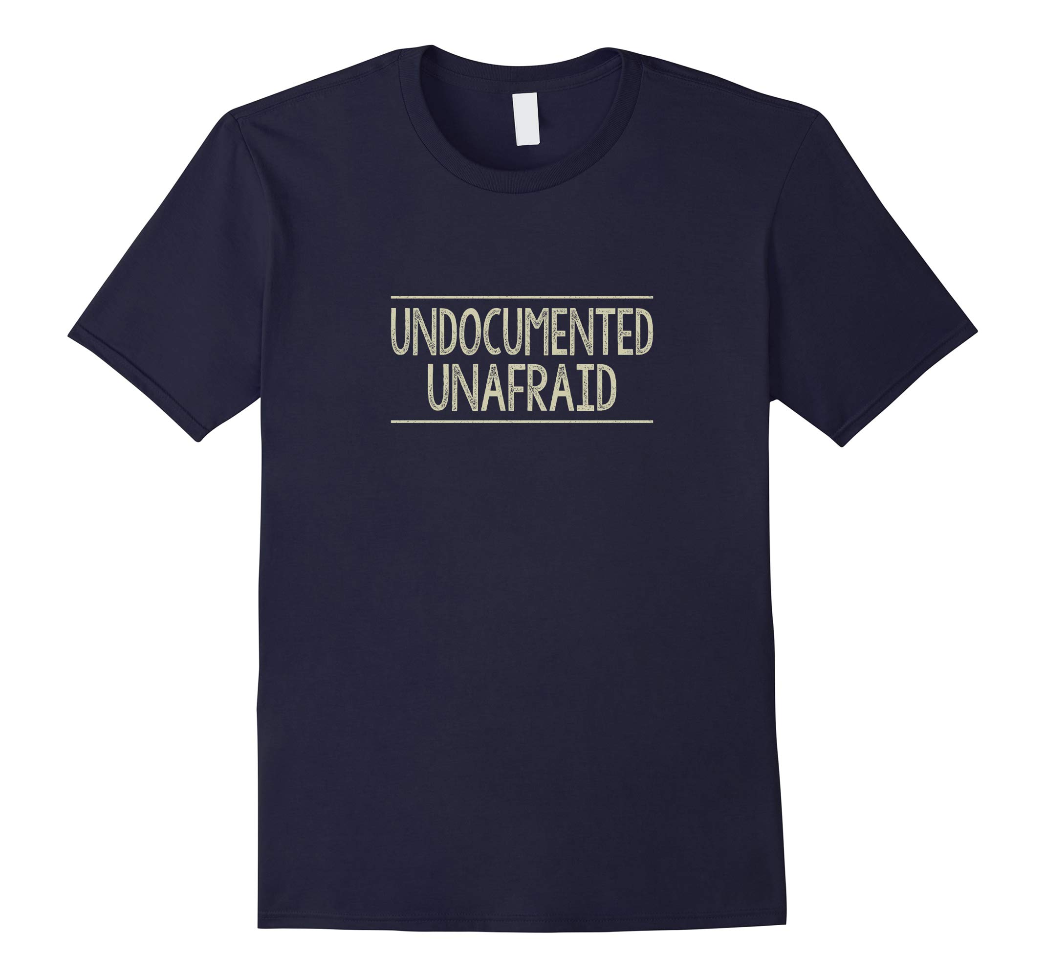 Undocumented Unafraid T-shirt-RT