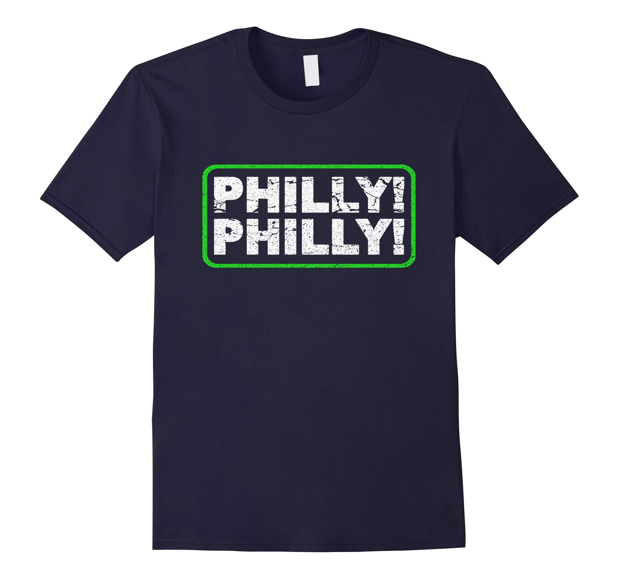 Funny Philly! Philly! Shirt | Vintage Distressed Design-RT