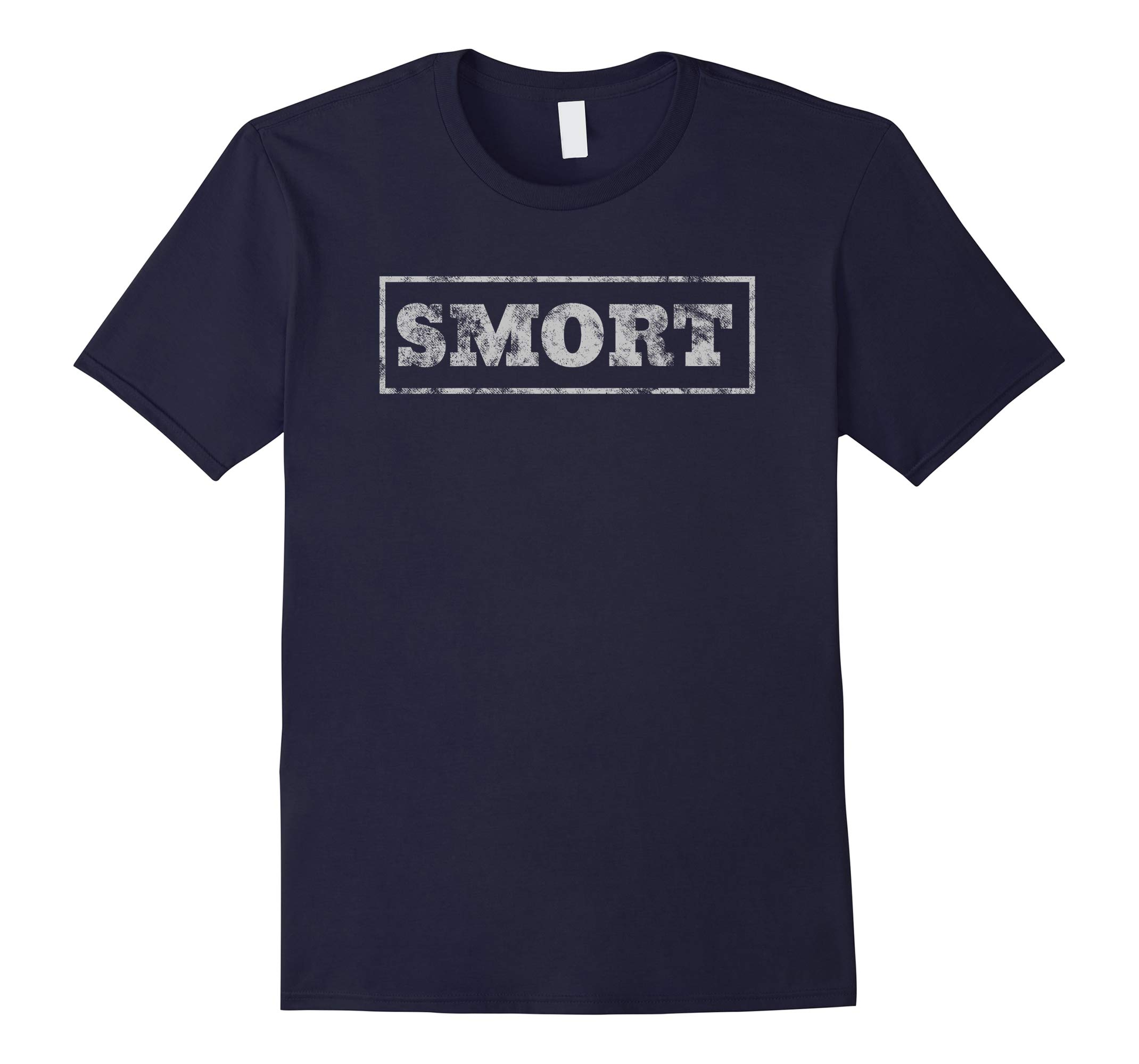 Smort - I'm Like Really Smart Funny T-Shirt-RT