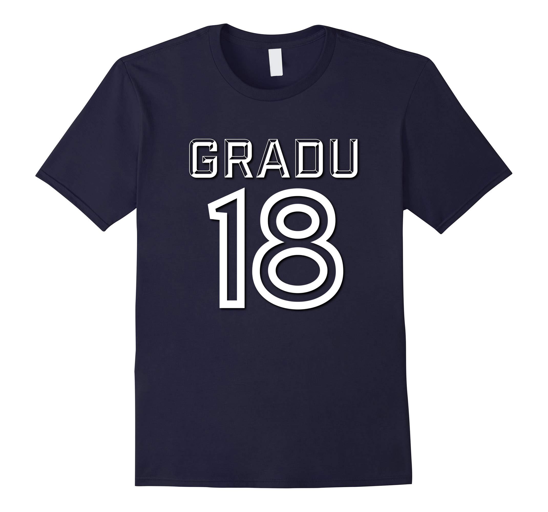 Graduation Shirt 2018-RT