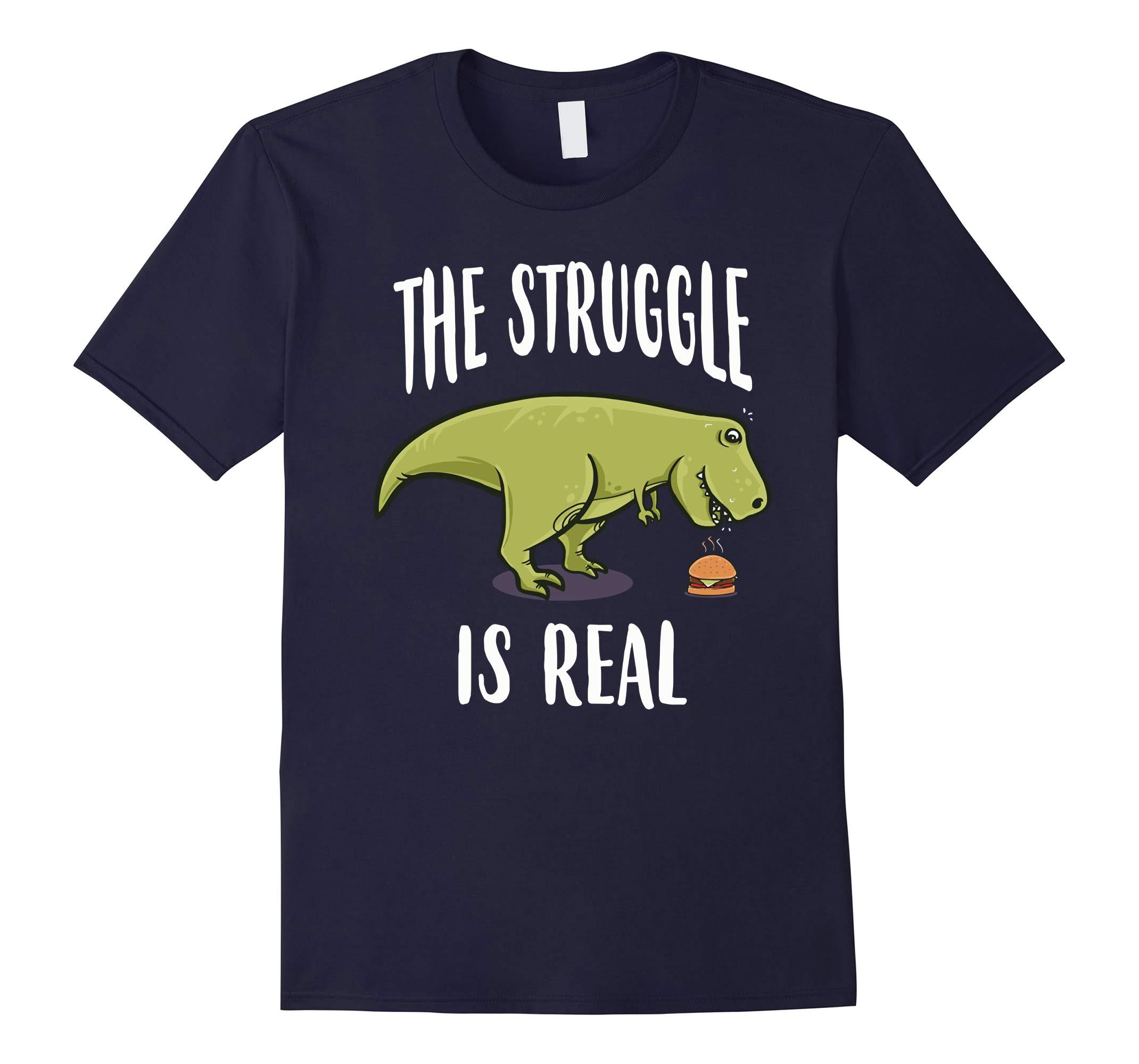 Funny T-Rex Dinosaur Shirts - perfect present-RT
