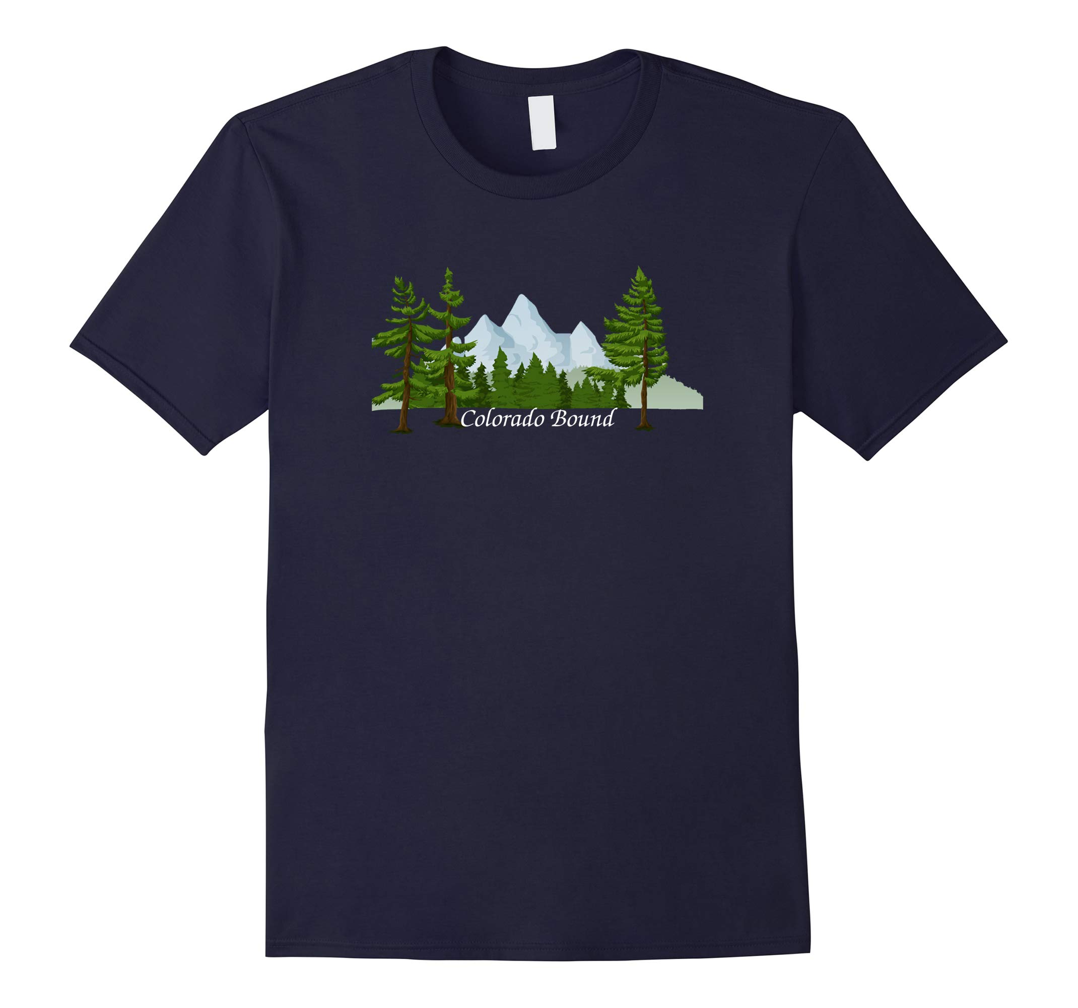 Colorado Bound Premium Tshirt-RT