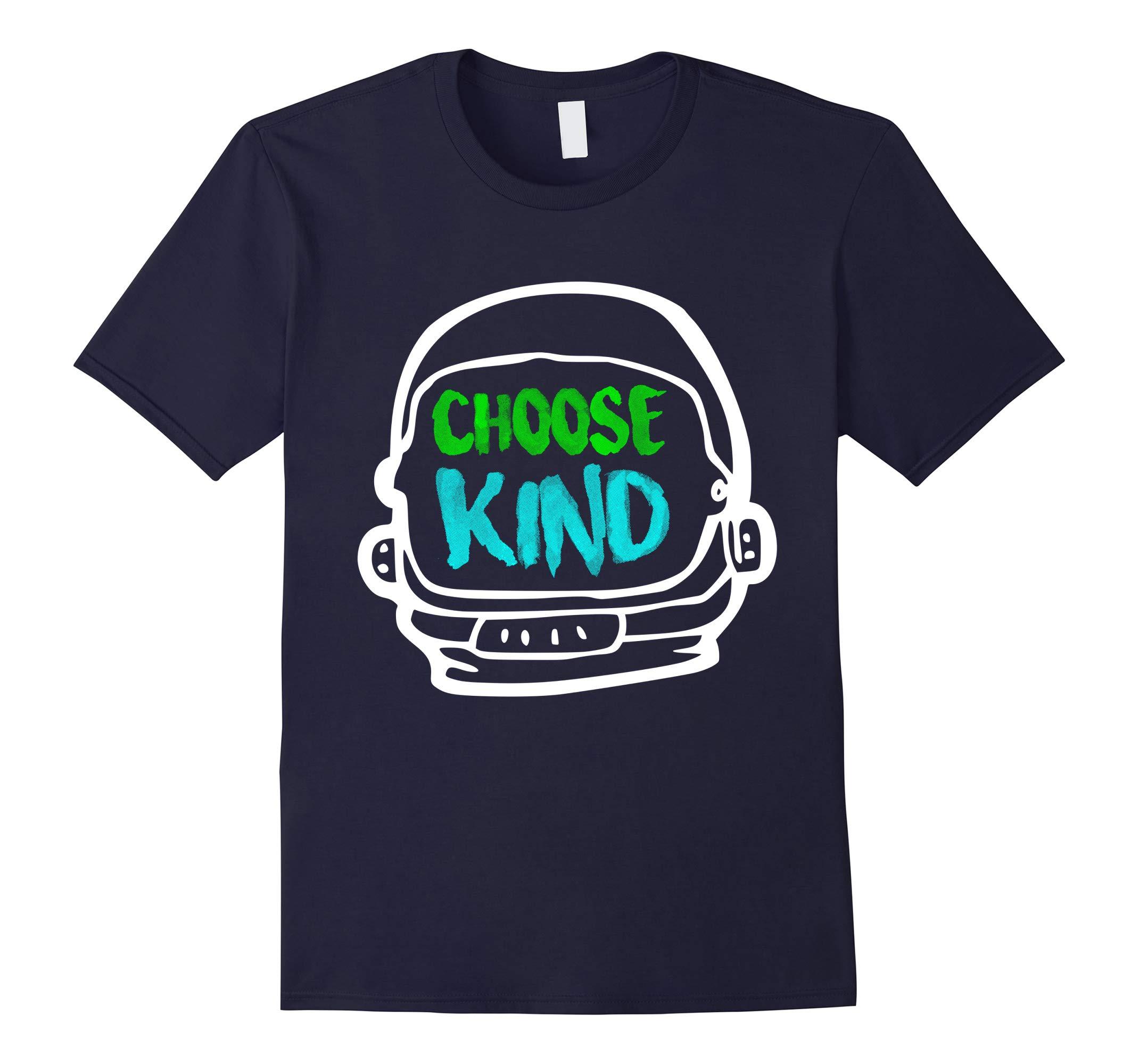 Choose Kind Wonder Novelty Gift T-Shirt-RT