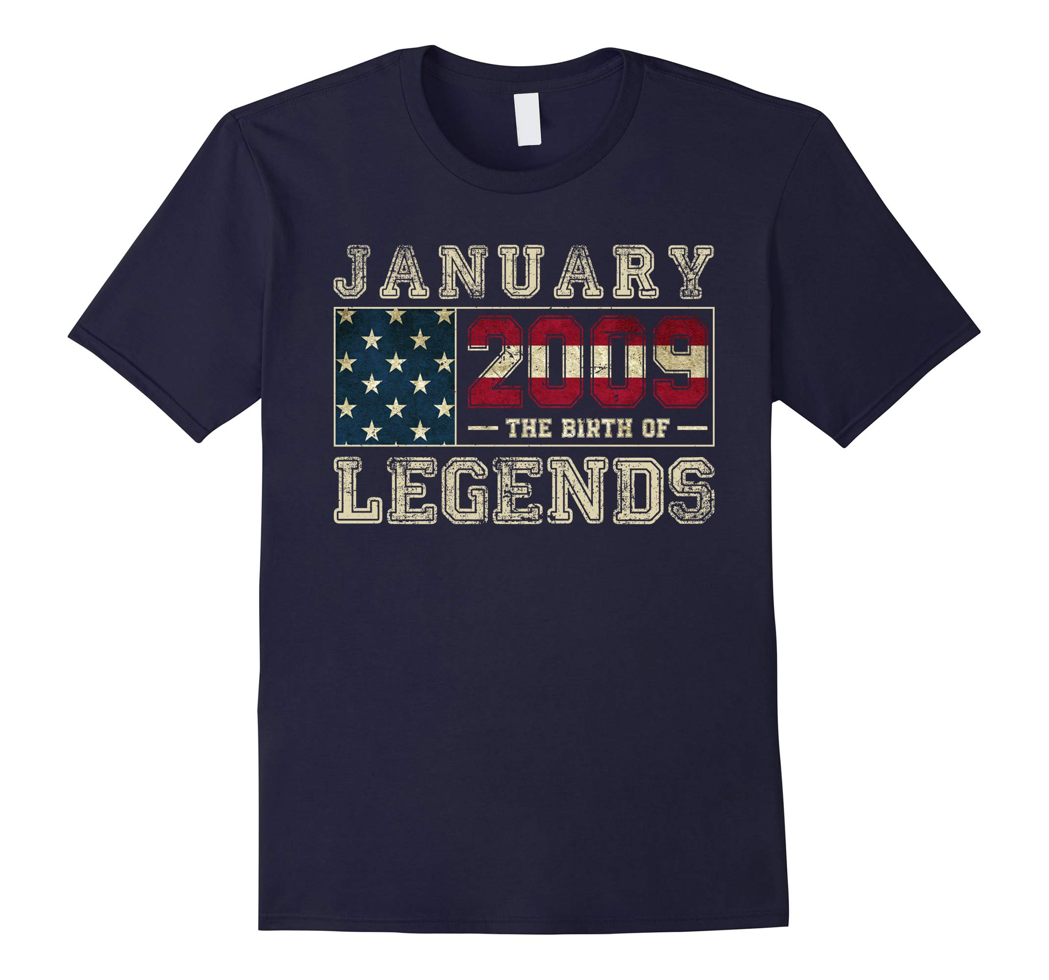 2009 January The Birth Of Legends 9 Yrs Years Old Awesome-RT