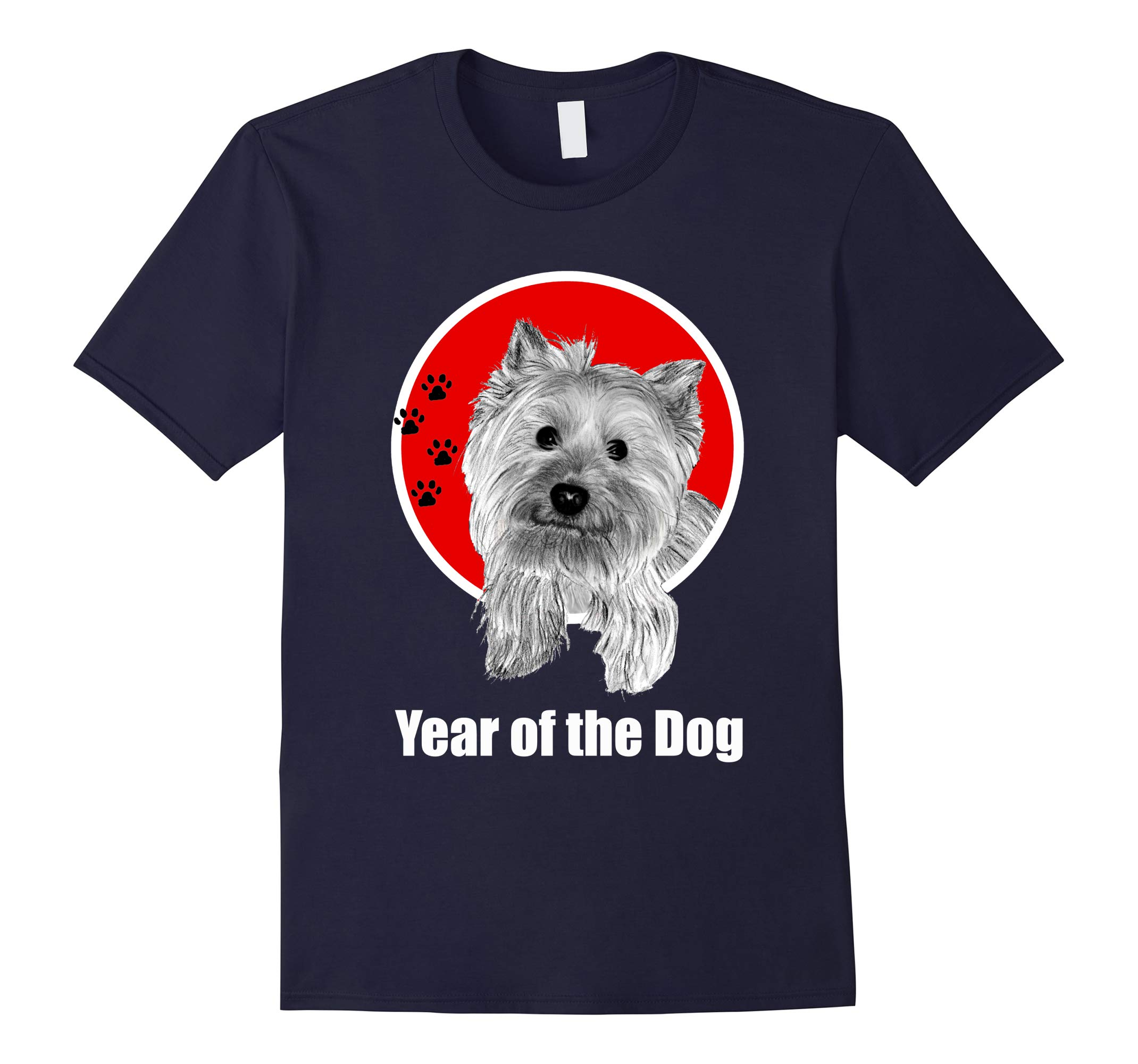 Year of the Dog T-Shirt-RT