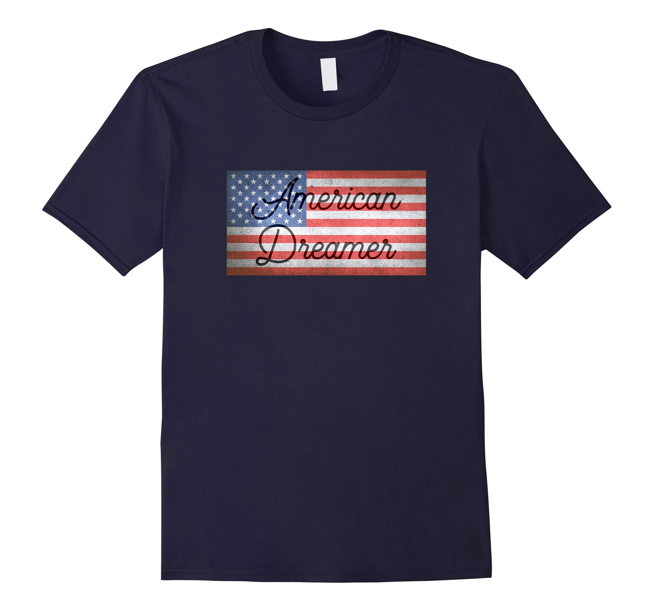 American Dreamer T-shirt Patriotic State of the Union Trump-RT