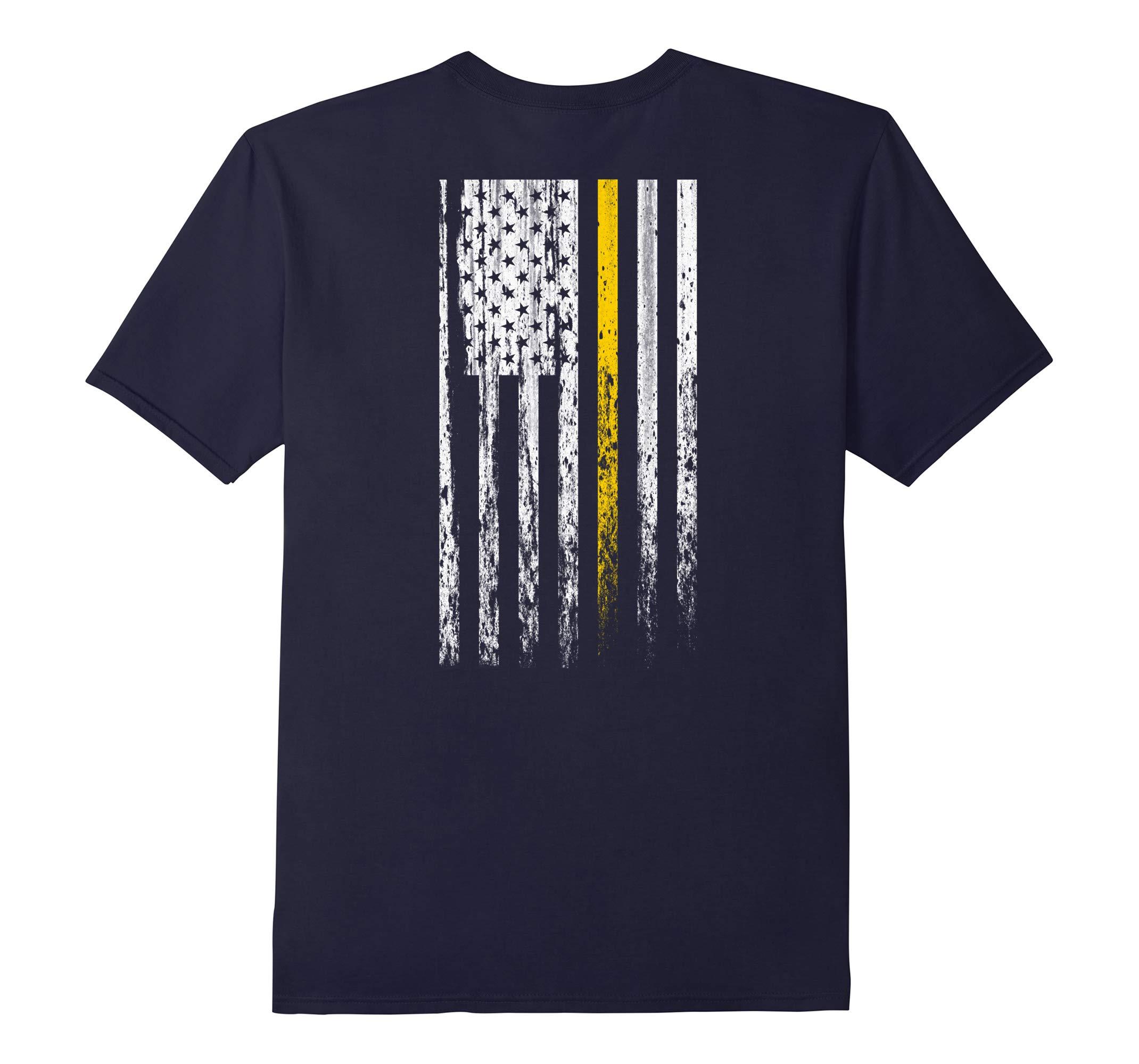 911 Dispatcher T-Shirt EMS EMT Police Dispatchers Operators-RT