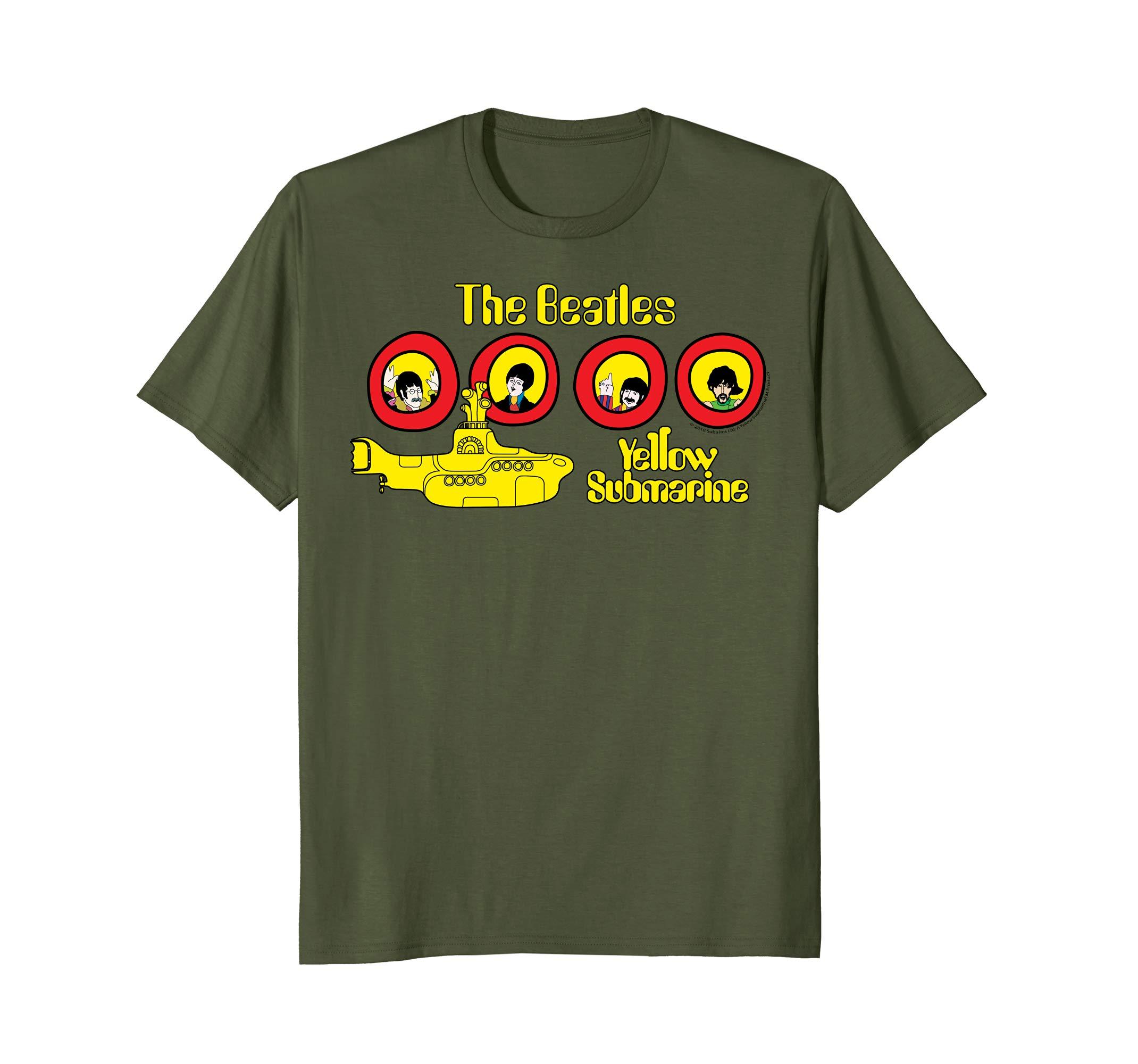 The Beatles Yellow Submarine T-shirt- TPT